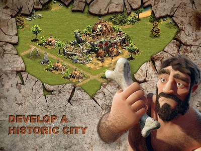 screenshot of Forge of Empires version 1.84.0