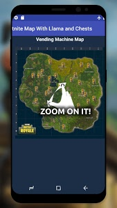 screenshot of Map for Fortnite version 11.0