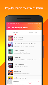 screenshot of Free Music - Download New Music & Music Downloader version 1.0.2