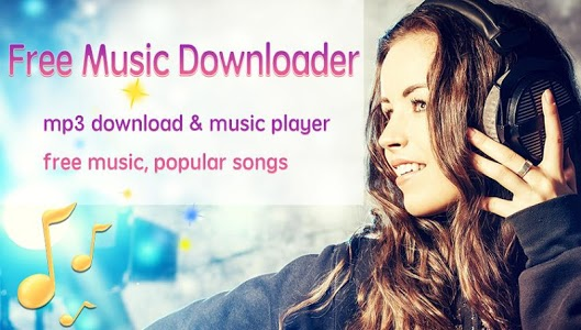 screenshot of Free Music Downloader - mp3 download, music player version 1.3.1