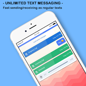 screenshot of Free Text Now : Messaging And Texting App version 2.0