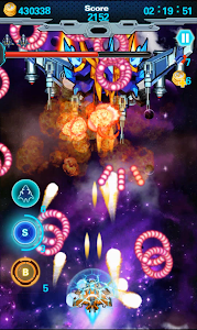 screenshot of Galaxy Wars - Space Shooter version 1.0.3