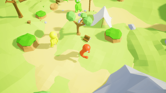 screenshot of Gang On The Beasts version 3.0
