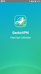 screenshot of GeckoVPN Free Fast Unlimited Proxy VPN version 1.0.5