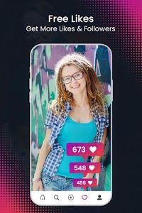 screenshot of Get Real Followers & Likes for Instagram version 1.3