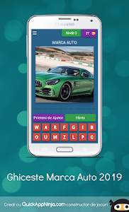 screenshot of Ghiceste Marca Auto 2019 version 3.1.8z