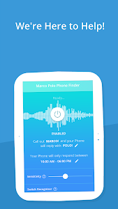 screenshot of Marco Polo V3 | Phone Finder version v.3.0.9