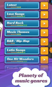 screenshot of Guess The Song - Music Quiz version Varies with device
