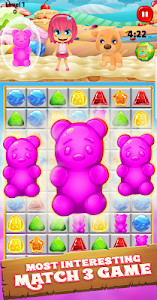 screenshot of Gummy Bear Rush version 1.03