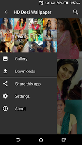 screenshot of HD Desi Wallpaper version 13.0