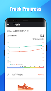 screenshot of HealthFit - Abs Workout with No Equipment Needed version 1.1.0