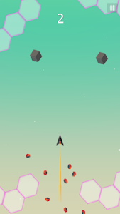 screenshot of Hexa War version 1.2