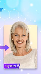 screenshot of HiddenMe - Face Aging App, Baby Face, Face Scanner version 1.1