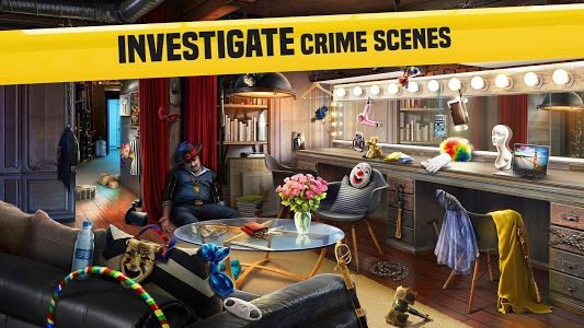 screenshot of Homicide Squad: Hidden Crimes version 1.20.2300