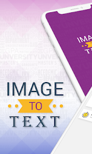 screenshot of Image To Text : Convert Image To Text version 2.0