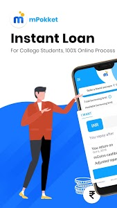 screenshot of Instant loan for college students – mPokket version 2.0.3