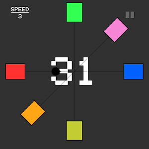 screenshot of Jay's Speed version 1