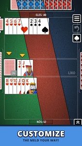 screenshot of Buraco Canasta Jogatina: Card Games For Free version 3.8.2