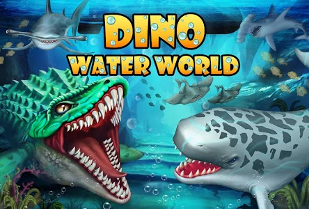 screenshot of Jurassic Dino Water World version 10.14