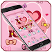 Download Kitty Princess Pink Butterfly theme 1.1.2 APK