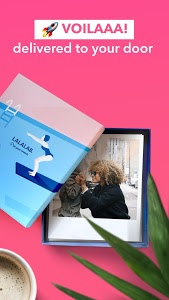 screenshot of LALALAB prints your photos, photobooks and magnets version 620
