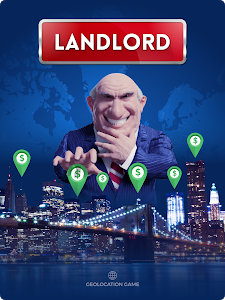 screenshot of Landlord Tycoon - Money Investing Idle with GPS version 2.8.1