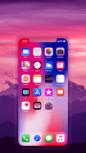 Download Ios 14 Launcher Xr Ilauncher Icon Pack Themes 5 0 0 Apk Downloadapk Net