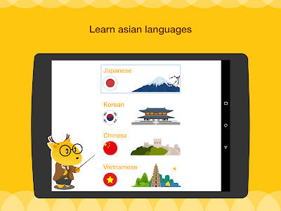 screenshot of LingoDeer: Learn Korean, Japanese, Chinese & more version 2.31