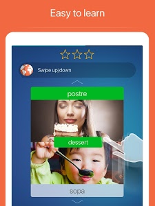 screenshot of Learn American English Free version Varies with device