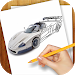 Learn to Draw Super Cars