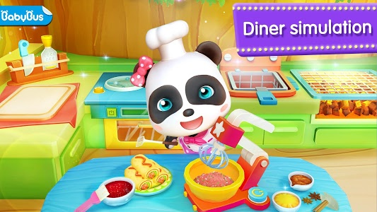 screenshot of Little Panda's Restaurant version 8.30.10.00