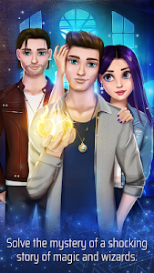 screenshot of Love Story Games: Wizard Mystery version 15.1