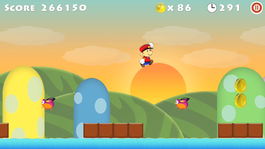 screenshot of Mail Boy Adventure version 1.07.0