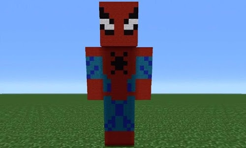 screenshot of Mod Spidy for MCPE version 1.0