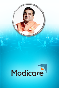 screenshot of Modicare version 4.0.3