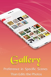 screenshot of Gallery version 1.4