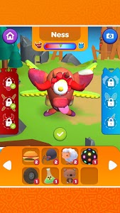 screenshot of Monster 3D Maker: Model and play version 0.1