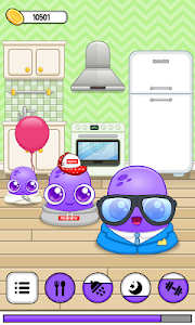 screenshot of Moy 6 the Virtual Pet Game version 1.88