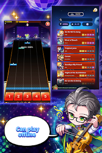 screenshot of RhythmStar: Music Adventure version Varies with device