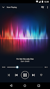 screenshot of Music Player - Mp3 Player version 1.2.2