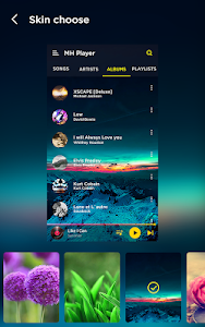screenshot of Music Player - Mp3 Player version 7.0
