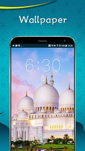 screenshot of Muslim Prayer Reminder : Prayer Time, Quran, Qibla version 1.8.4