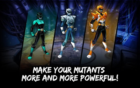 screenshot of Mutants: Genetic Gladiators version 21.143.146595