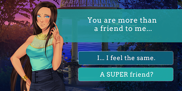 screenshot of My Candy Love - Episode / Otome game version 4.1.0