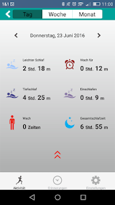 screenshot of My Fitness Pro version 2.1.7