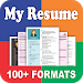 Resume Builder App Free - CV Maker with PDF Format