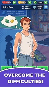 screenshot of My Success Story business game version 1.33