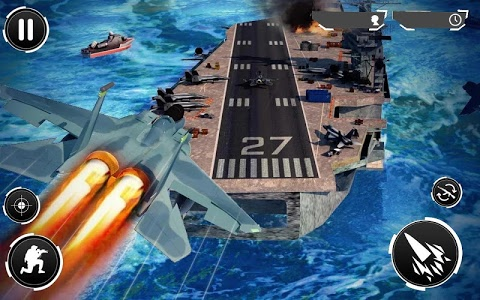 screenshot of Navy Gunner Shoot War 3D version 1.1