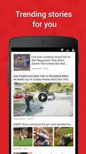 screenshot of News Republic-Live.News.Social version Varies with device