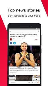 screenshot of News Republic version Varies with device